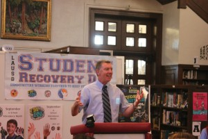 Superintendent Talks Recovery