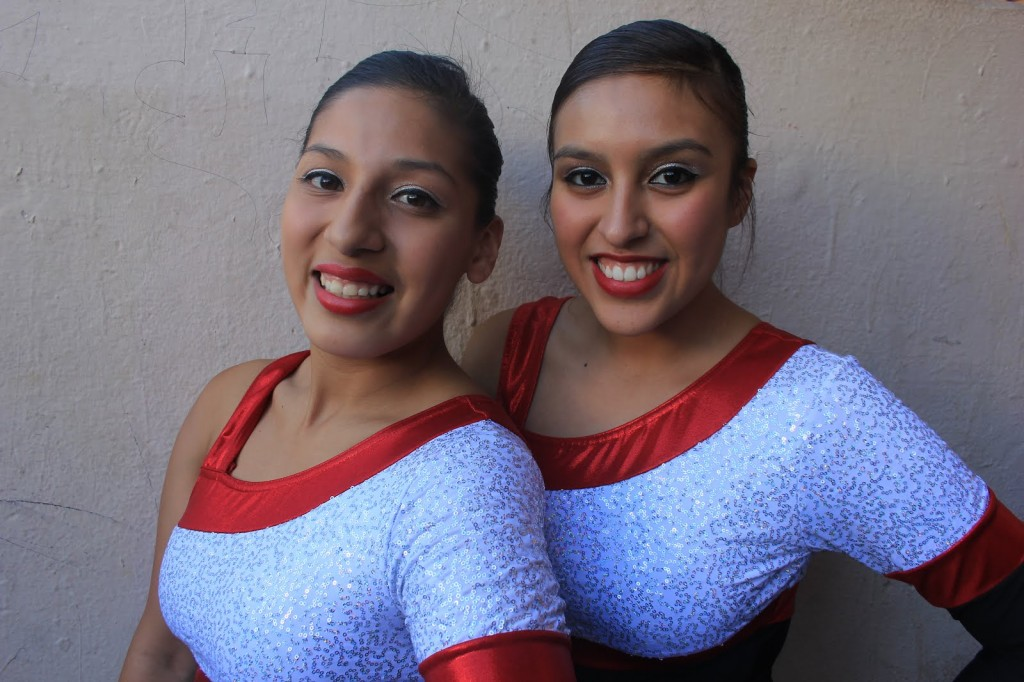 Two drill team members make it to All-City