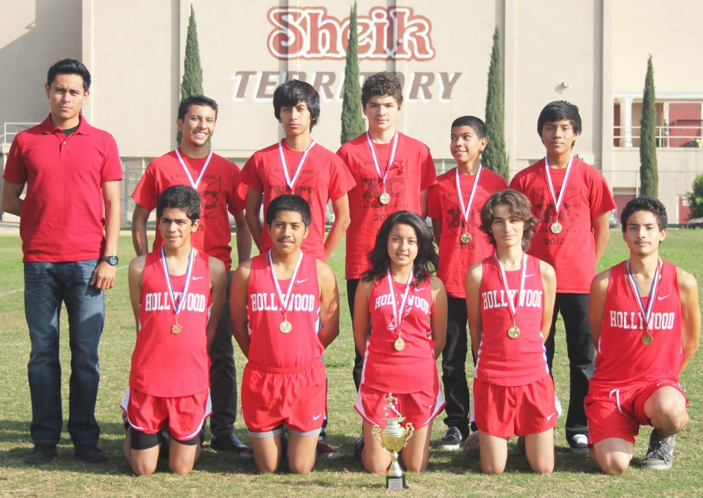 After 30 years, cross country makes city finals