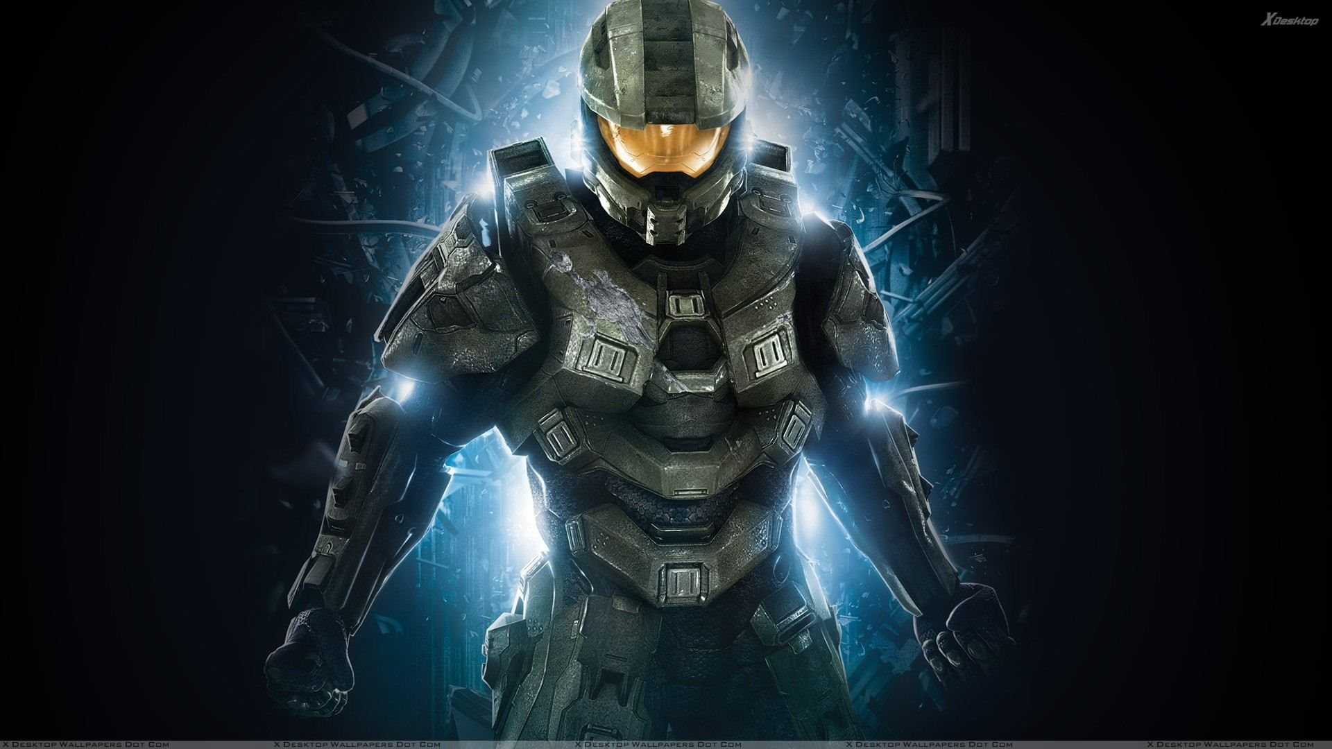 Spartan 117 makes his brave return in Halo 4