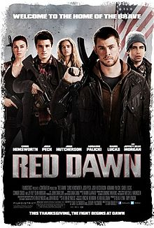 Red Dawn Brings Yawns : Remakes leaves fans with unanswered questions
