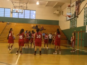 Girls Basketball beats Franklin 59-29