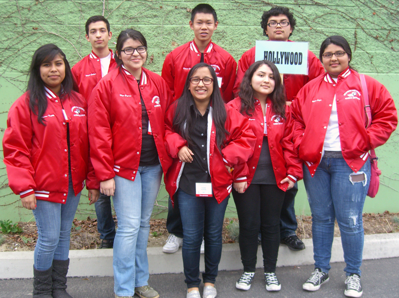 Hollywood High's AcaDeca Team Put to the Test