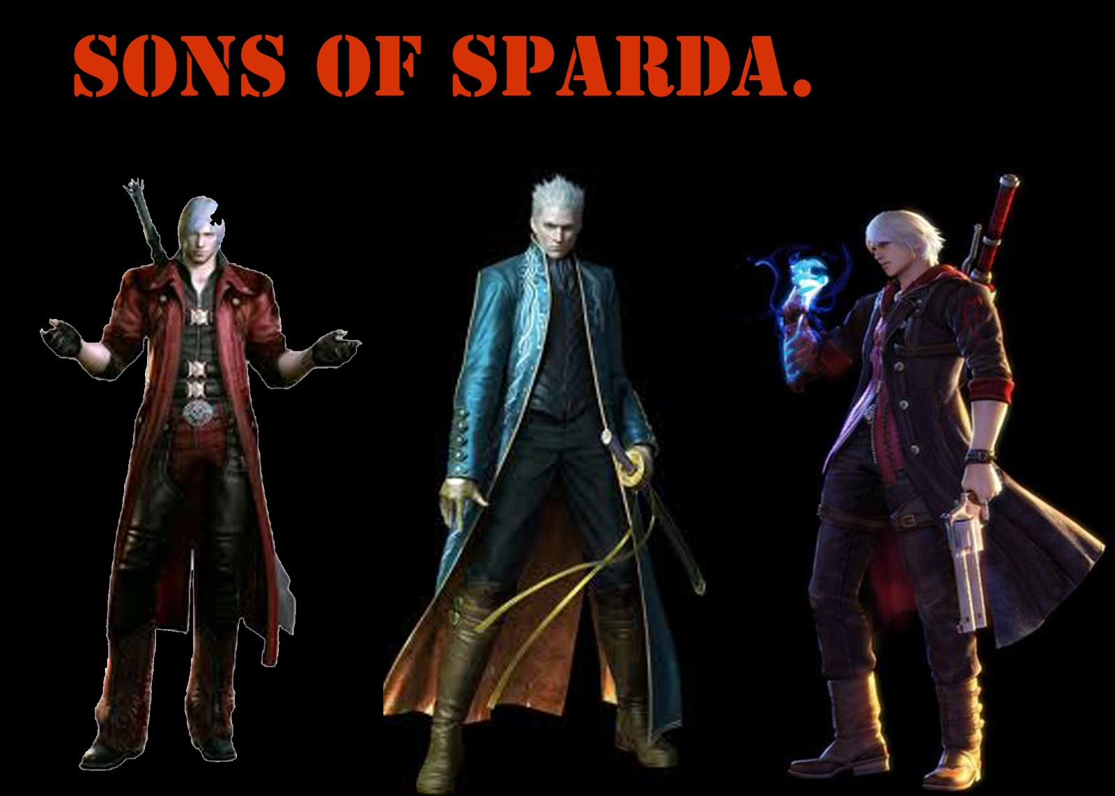 The Son of Sparda Slays for a New Series