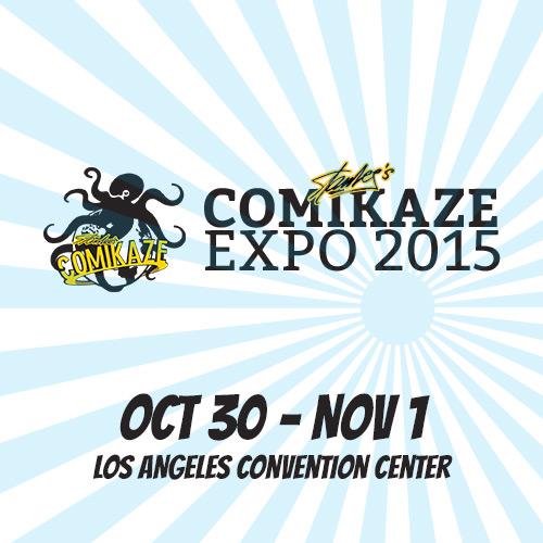 Comikaze Expo 2015