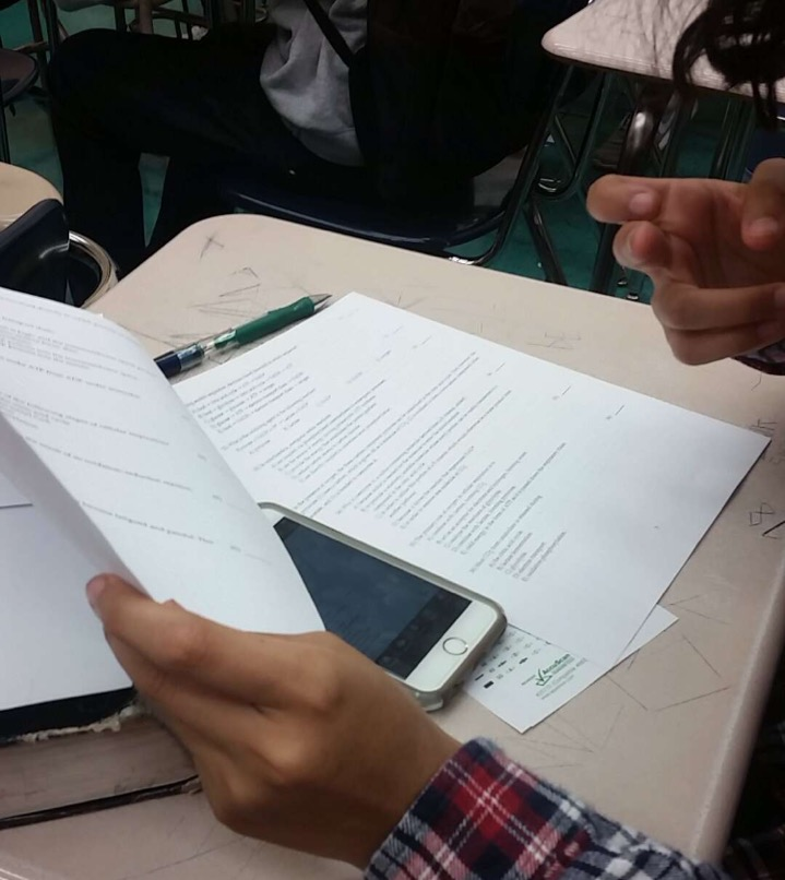 Cheating Scandal in AP Calculus Class