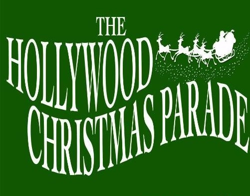 Hollywood celebrates Christmas Parade