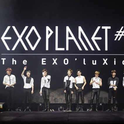 Korean Boy Group Exo's First Los Angeles Concert