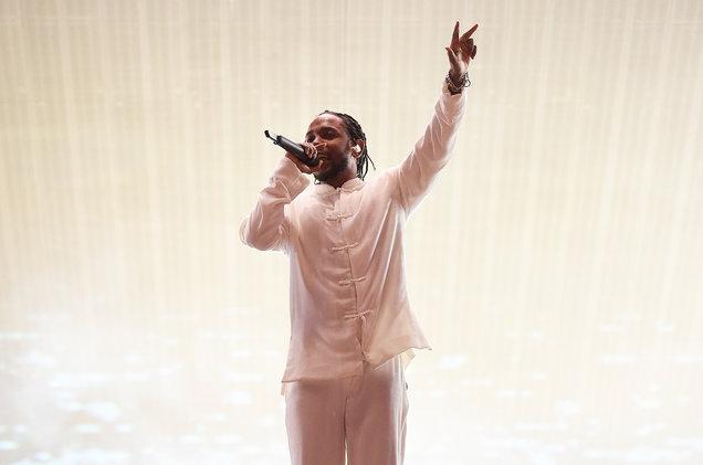 Kendrick Lamar Goes Platinum