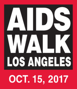 Show support at the 2017 LA AIDS walk