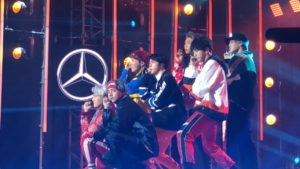 BTS takes over Hollywood