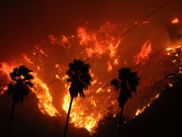 How to avoid the Los Angeles fires