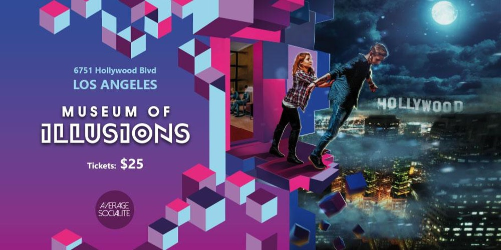 Go See the Museum of Illusions