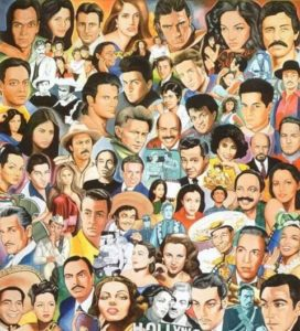 Latinos gone missing in Hollywood