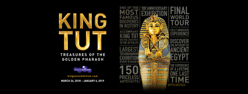 King Tut Comes Back to Life