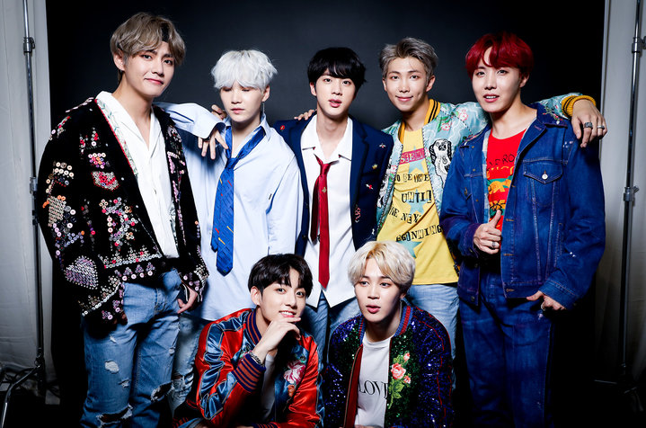 BTS takes over America again