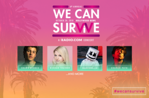 We Can Survive Concert helps raise awareness