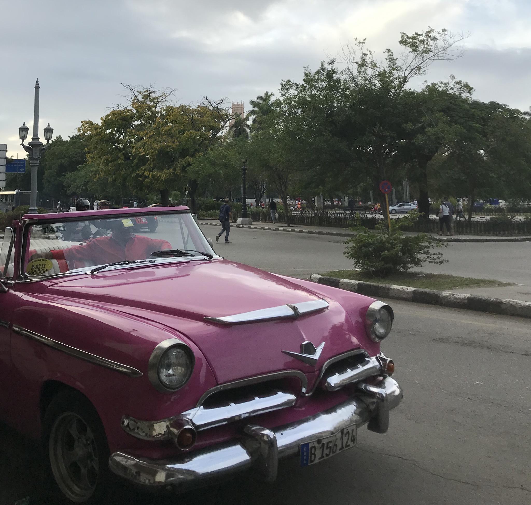 My experience in Cuba