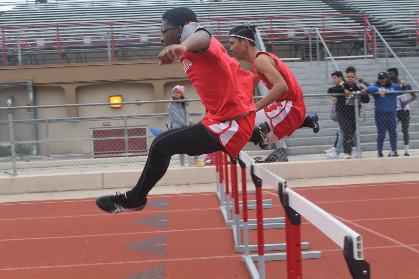 Track and Field prepares for the upcoming season