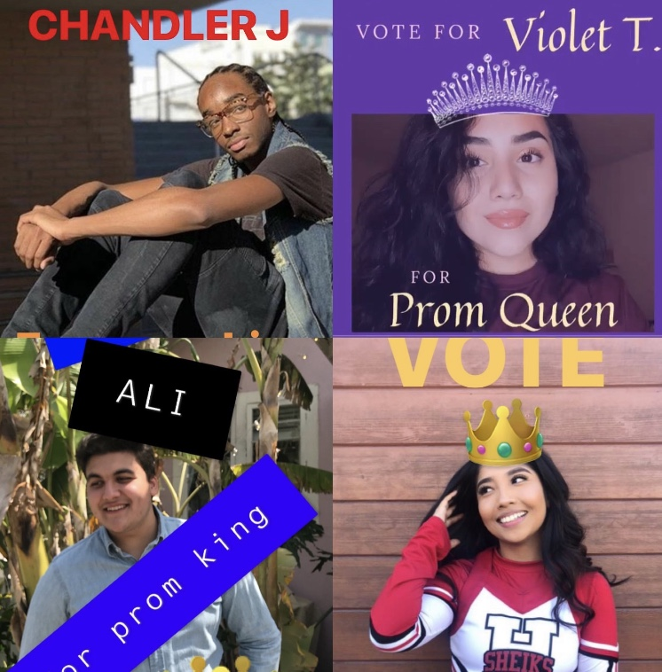Get your vote in at Prom