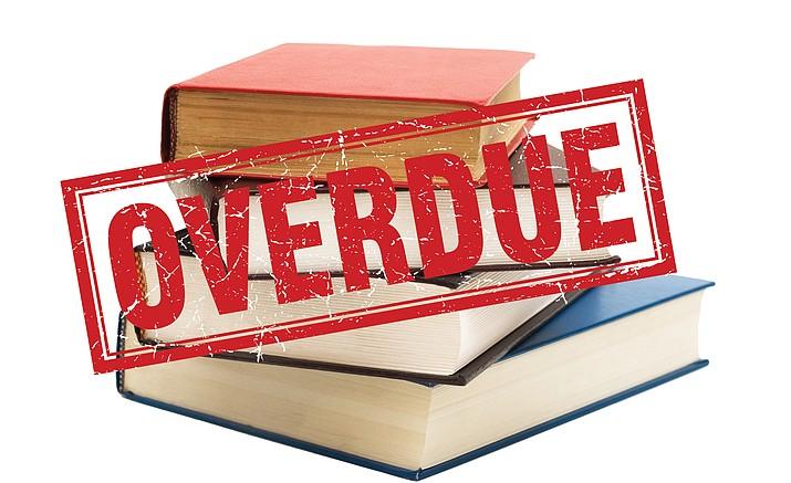 Seniors, start returning your books
