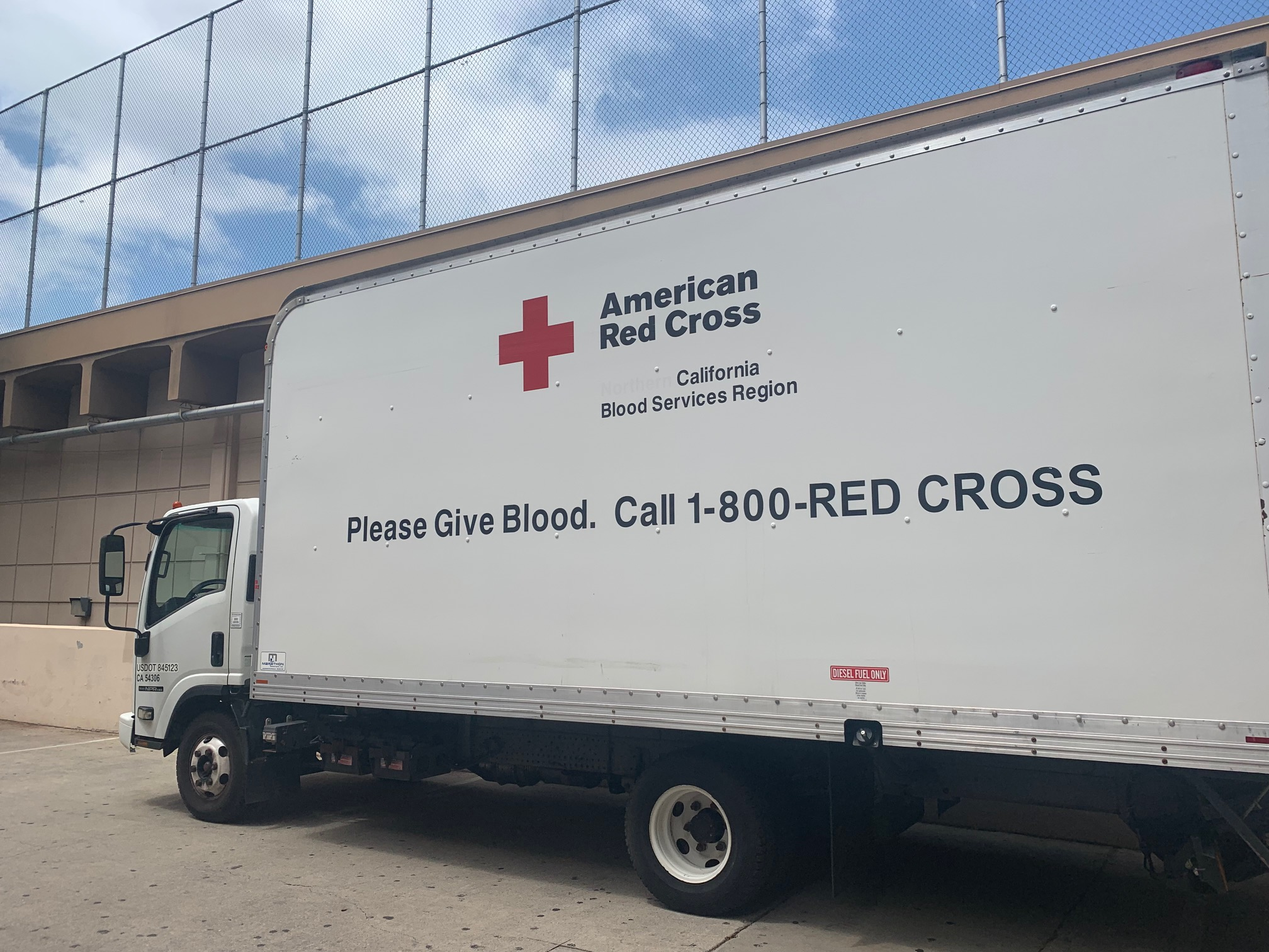 Students donate to Red Cross blood drive