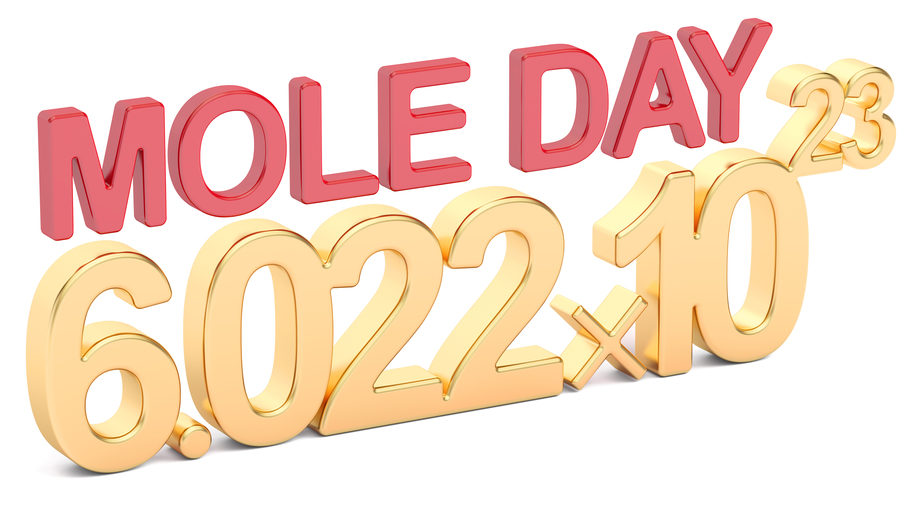 Celebrate national mole day