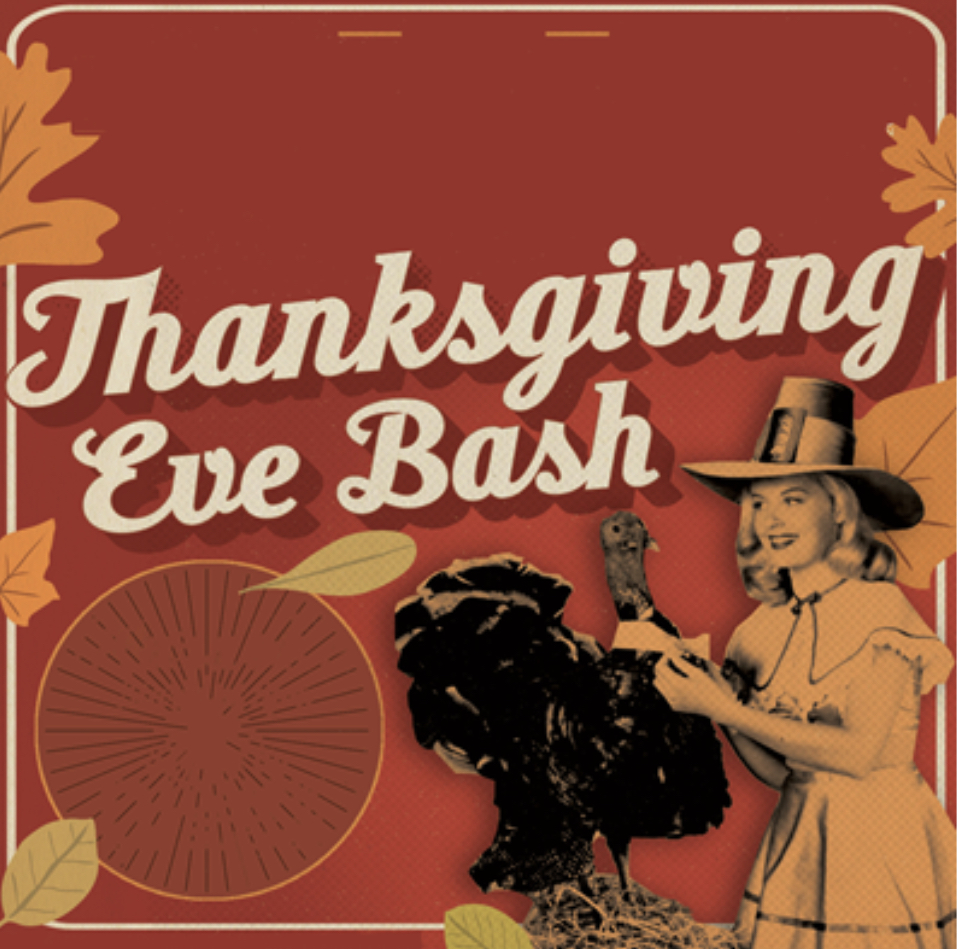 Thanksgiving Club Bash is around the corner