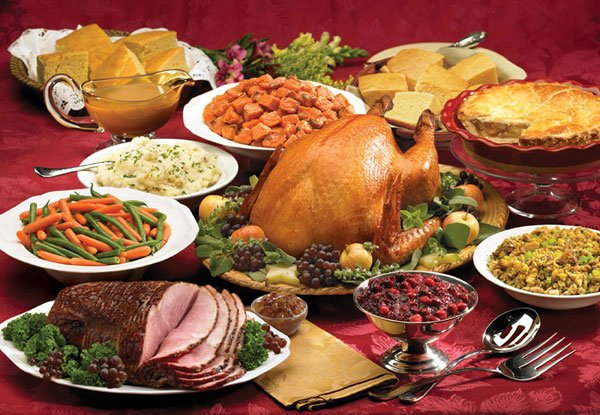 Check out these foods for Thanksgiving