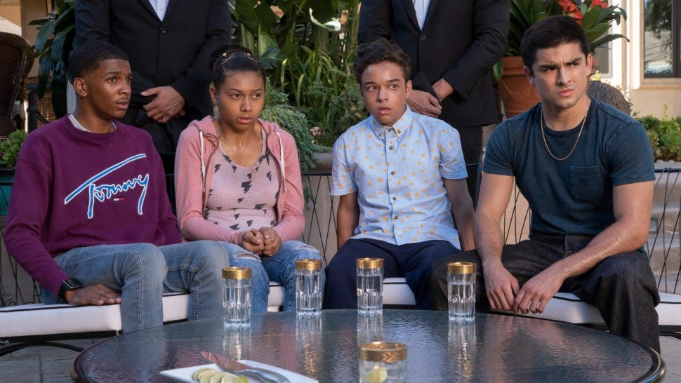 'On My Block' returns