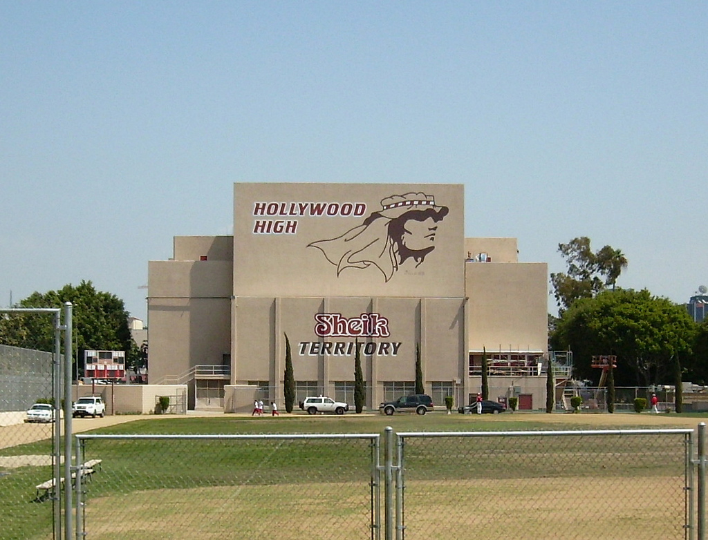 Hollywood releases virtual school tour