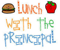 Lunch With The Principal